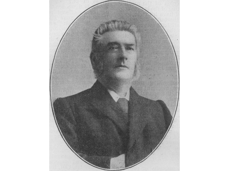 Dr John Clague